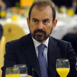 Ángel Torres se vio en México con el presidente del Pachuca