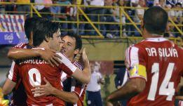 Paraguay cierra el año con mejoría en su juego