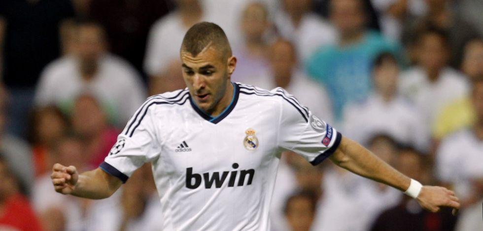 Benzema se unió ayer al grupo, pero Cristiano todavía no