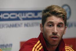 """Ramos: """"Es bueno que haya competencia para lanzar faltas"""""""