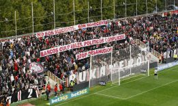 Atribuyen a los Bukaneros del Rayo los incidentes en Madrid