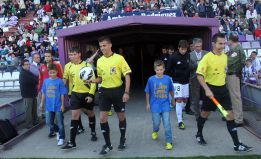 Gil Manzano pita el Betis-Madrid