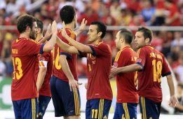 España volverá el 6 de febrero con un amistoso ante Portugal
