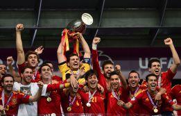 La Roja cierra invicta el año 2012: 13 victorias y tres empates