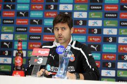 """Pochettino: """"El partido no marcará el futuro de nadie"""""""