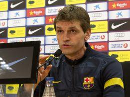"""Tito: """"A Valdano le gusta el juego del Barça; se identifica con él"""""""