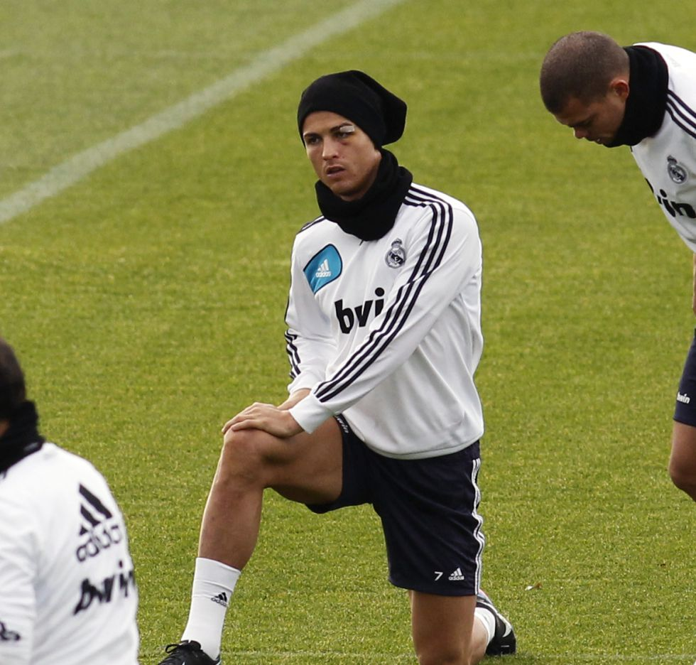 Manchester y París, las opciones para Cristiano Ronaldo