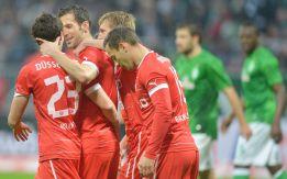 El Bremen derrota al Fortuna y asciende el séptimo lugar