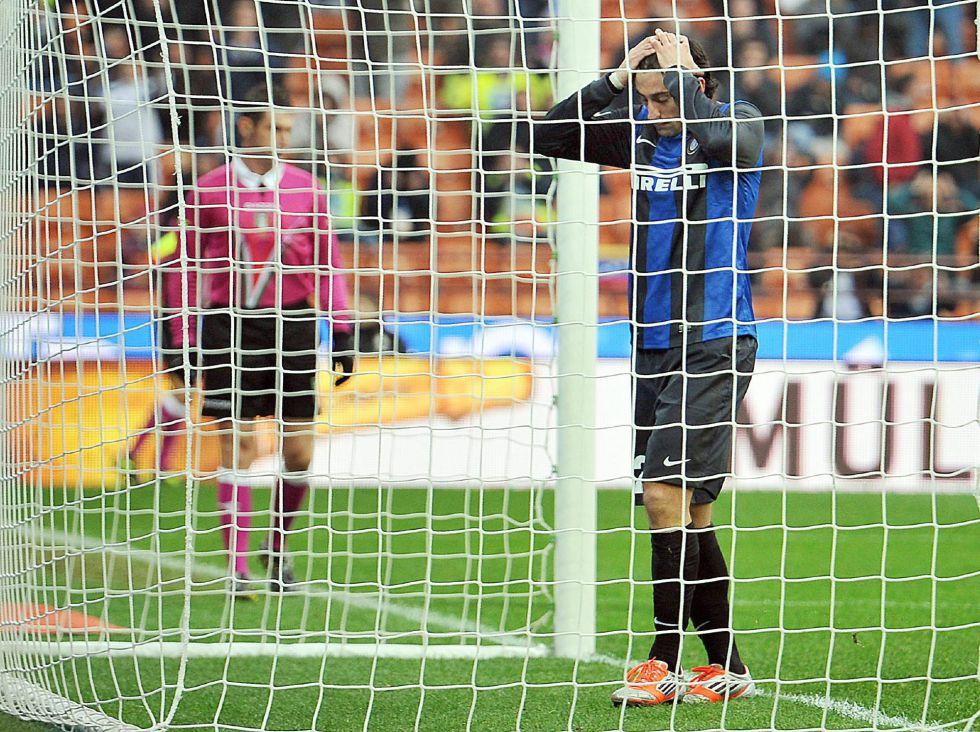El Inter pincha con el Cagliari