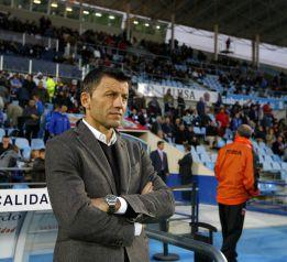 """Djukic: """"En el gol de Lafita hemos pecado de pardillos"""""""