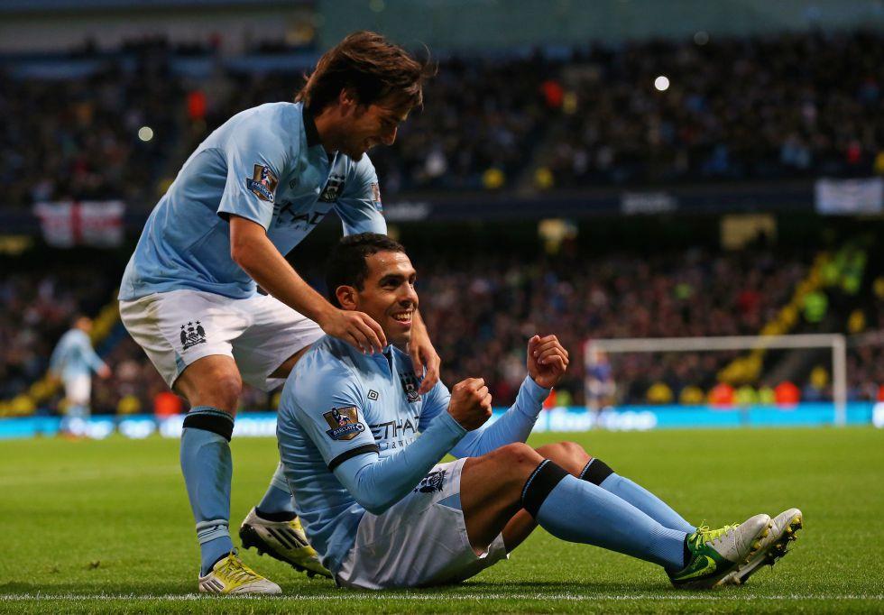 El Manchester City de Mancini no cae en Europa como local
