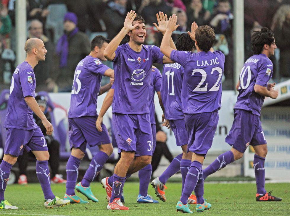 La Fiore de Valero golea al Atalanta y está en Champions
