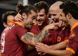 Osvaldo y Pjanic le dan el triunfo al Roma ante el Torino