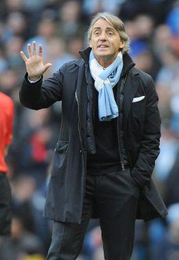 "Mancini: ""Para parar a Cristiano tendré que llamar a la Policía"""
