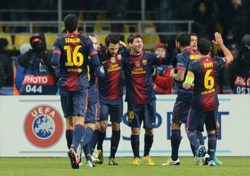 Messi también conquista Moscú