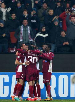 El Cluj despide al Braga