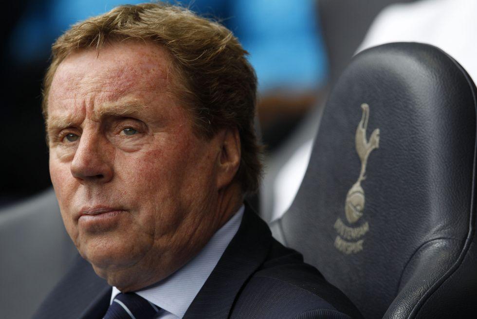 Ucrania le ofrece a Redknapp el puesto de seleccionador