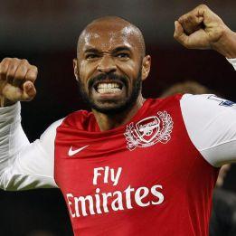 Henry podría volver a jugar con el Arsenal tras acabar la MLS