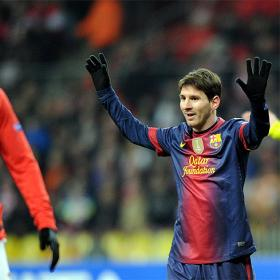 """Leo Messi: """"I wouldn't vote for myself in the Ballon d'Or"""""""
