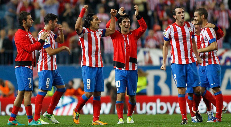 Atlético: 14 años sin llegar a un derbi por delante del Madrid