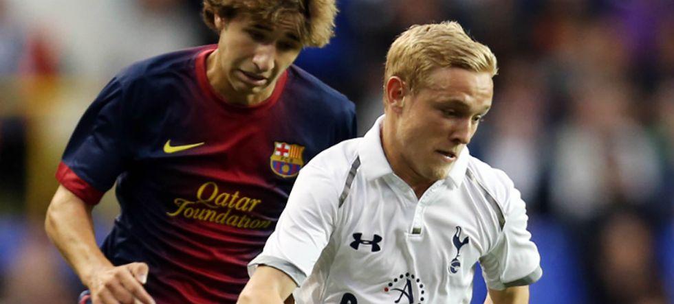 El Madrid, interesado por una perla de la cantera de los 'Spurs'