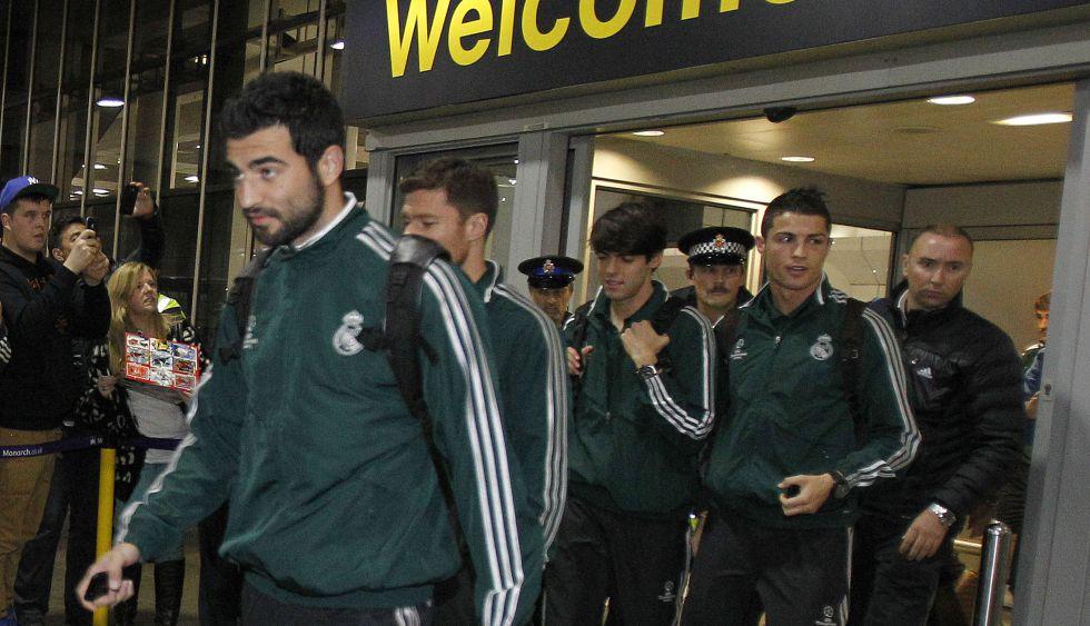 Manchester City-Real Madrid: más estrellas que en el cielo