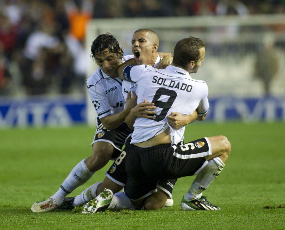 Vuelve el gran Valencia