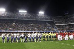 El encuentro fue seguido por cuatro millones de espectadores