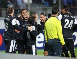 Objetivo cumplido: el Málaga pasa como primero de grupo