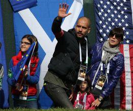 El agente de Guardiola niega conversaciones con el Chelsea