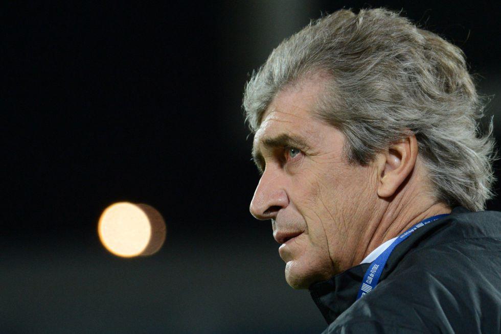 """Pellegrini: """"Estamos contentos por ser primeros de grupo"""""""