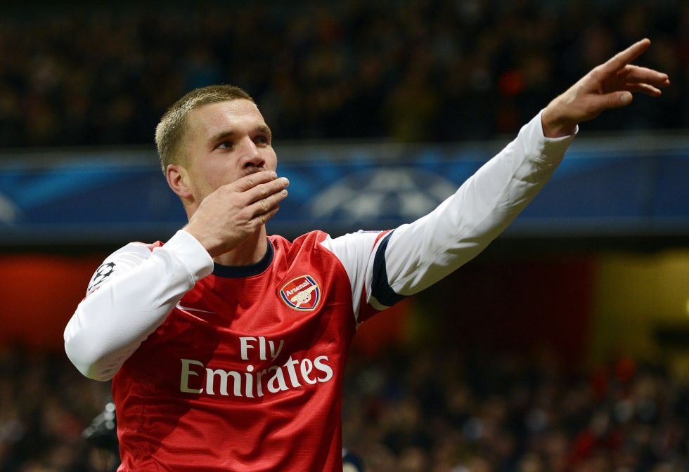 El Arsenal sella su pase a octavos con un cómodo triunfo
