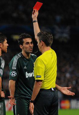 """""""El árbitro ha pitado una y otra vez en contra del Madrid"""""""
