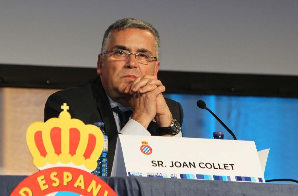 Joan Collet arranca una gestión de asignaturas pendientes