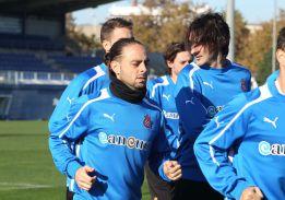 Cuatro partidos a Sergio García y dos a Héctor Moreno
