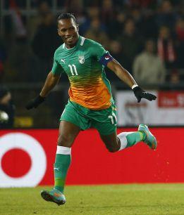 La FIFA veta las intenciones de Didier Drogba