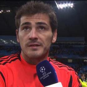 "Iker Casillas: ""The referee made things difficult for us"""
