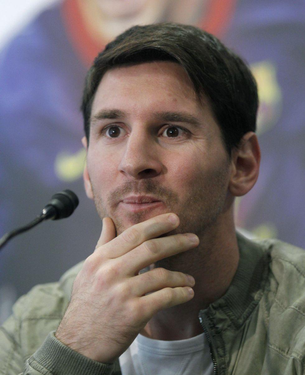 """Messi: """"No me votaría a mí mismo para el Balón de Oro"""""""