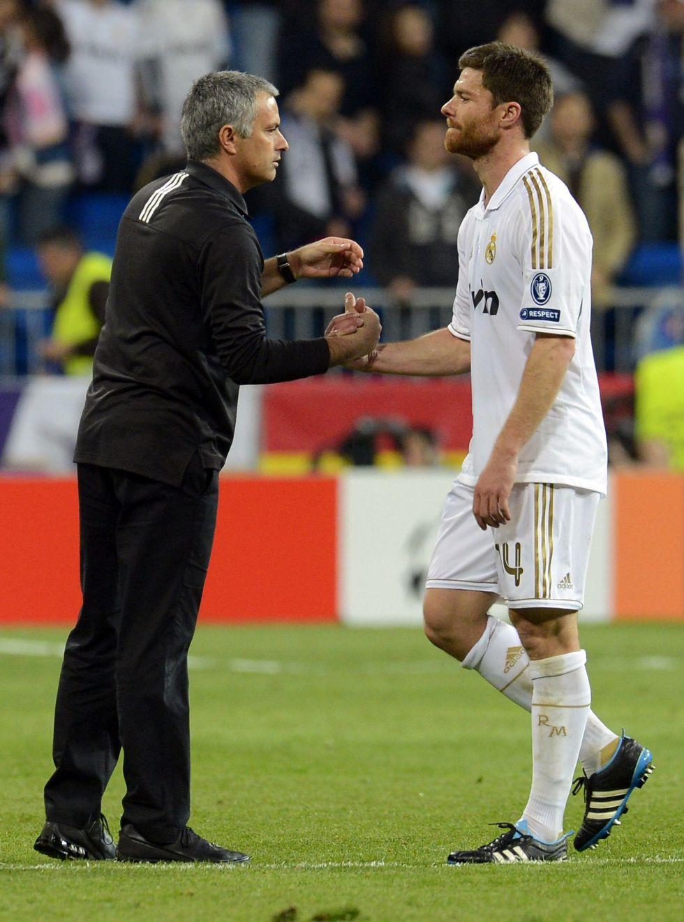 """Xabi Alonso: """"Cristiano Ronaldo no es un divo con nosotros"""""""