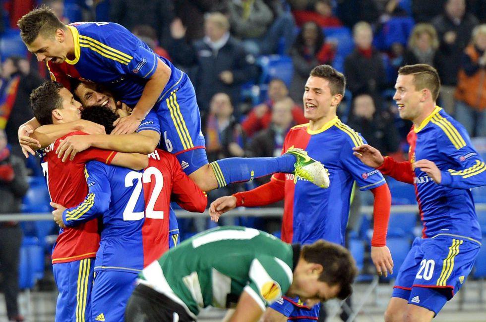 El Sporting de Portugal se marcha a las primeras de cambio