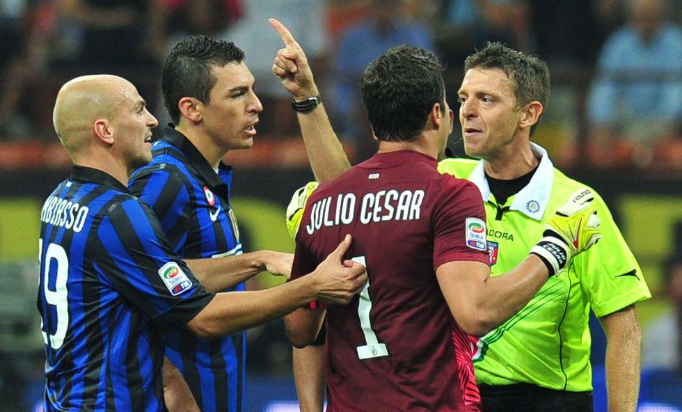 Rocchi dio en Europa la cara que tiene en el futbol italiano