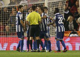 Desestimados los recursos por sanción a García y Moreno