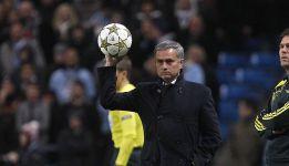 Para la UEFA, Mourinho no tiene los 100 partidos en Champions