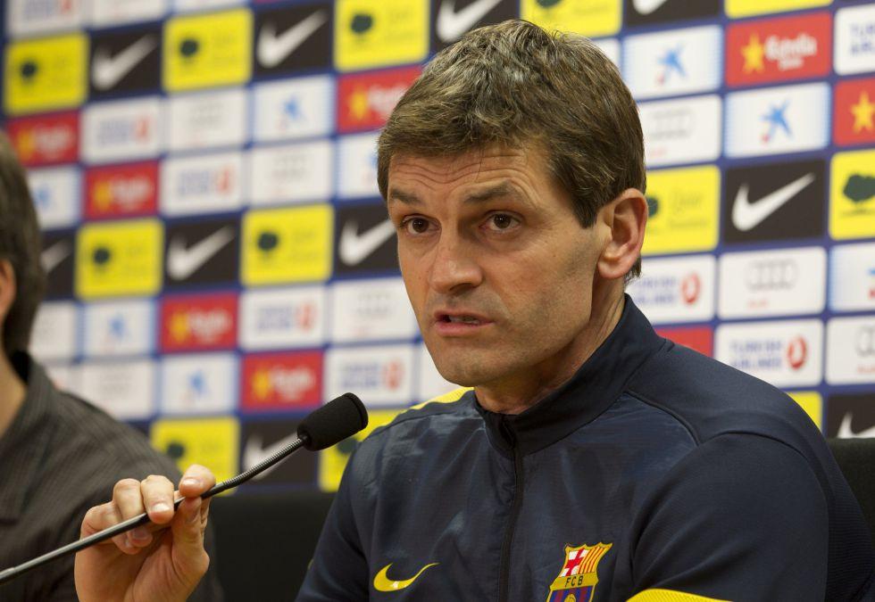 """Tito: """"A nosotros el Levante siempre nos recibió bien"""""""
