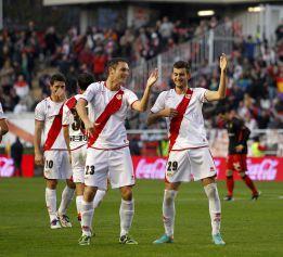 Leo deslumbra a Vallecas y al Mallorca con su fútbol imposible