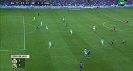 El árbitro anuló un gol legal de Benzema y se tragó un penalti