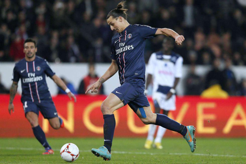 Ibrahimovic devuelve el liderato al París Saint Germain