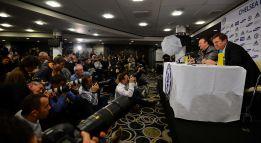 Rafa Benítez examina al City en su debut con el Chelsea