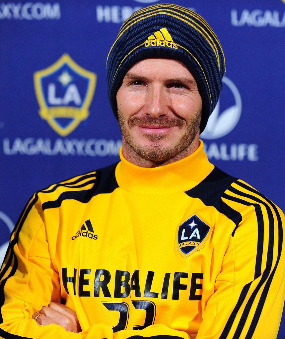 Redknapp no descarta fichar a David Beckham para el QPR