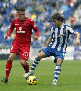 El Getafe desquicia al Espanyol y deja muy tocado a Pochettino
